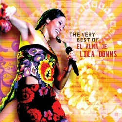 The Very Best of Lila Downs CD cover art