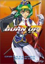 Burn Up Excess, Vol. 2: Crimes and Missed Demeanors DVD cover art
