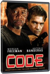The Code DVD cover art