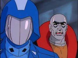 g.i.joe real american hero cobra commander destro
