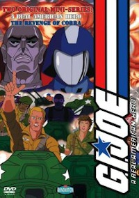 g i joe real american hero dvd cover