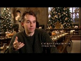 Chris Columbus, director of Harry Potter and the Sorcerer's Stone