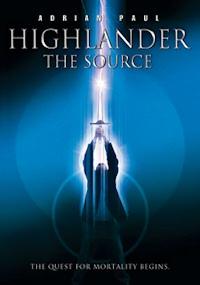 highlander source dvd cover