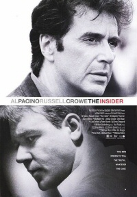 The Insider movie poster