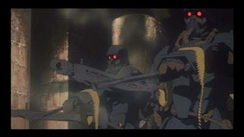 jin-roh capitol police special unit