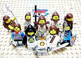 Lego Monty Python