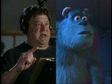 John Goodman as the voice of Sulley from Monsters Inc