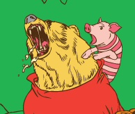 Threadless: A Very Naughty Bear
