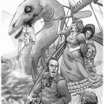 The First Attack from Sense and Sensibility and Sea Monsters