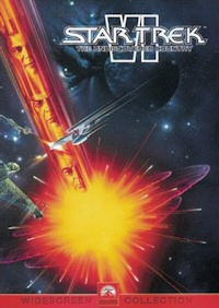 star trek vi undiscovered country dvd cover