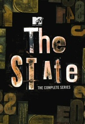 The State: The Complete Series DVD cover art