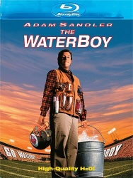 The Waterboy Blu-Ray cover art