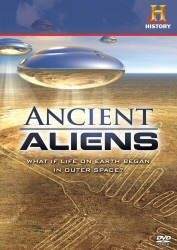 Ancient Aliens DVD cover art