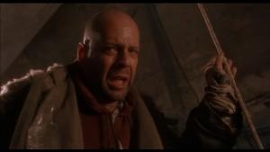 Bruce Willis from 12 Monkeys