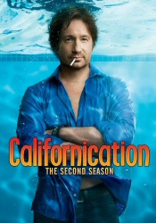 Californication: The Second Season DVD cover art