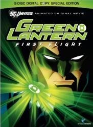 Green Lantern: First Flight DVD cover art