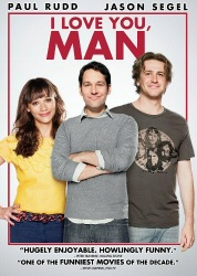 I Love You Man DVD cover art