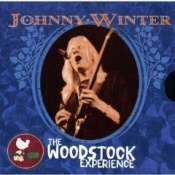 Johnny Winter CD cover art