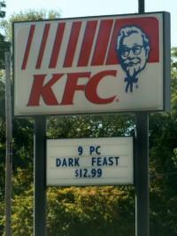 KFC: Dark Feast!