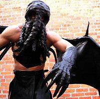 Leather Cthulhu