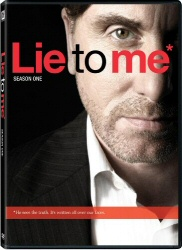 Lie to Me Season One DVD cover art