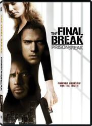Prison Break: The Final Break DVD cover art