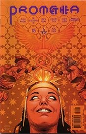 Promethea #15 comic cover art