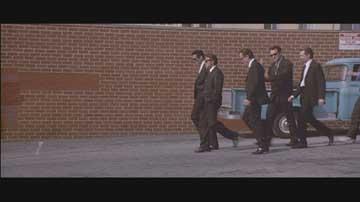 Reservoir Dogs: The Walk