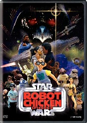 Robot Chicken: Star Wars - Episode II DVD cover art