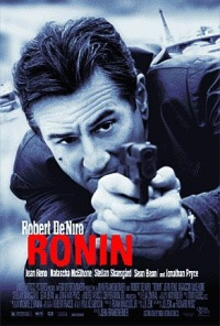 Ronin movie poster