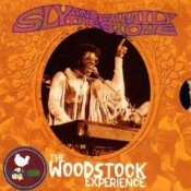 Sly and the Family Stone Woodstock Experience CD cover art