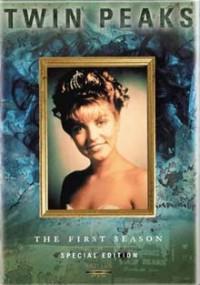 Twin Peaks: The First Season DVD cover art