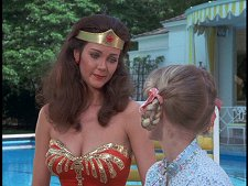 Wonder Woman and friend from Wonder Woman: The Complete Second Season