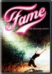 Fame DVD cover art