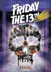 Friday the 13th: Final Season DVD cover art