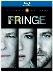 Fringe Season 1 Blu-Ray cover art
