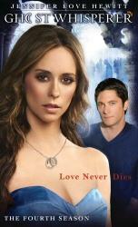 The Ghost Whisperer: The Fourth Season DVD cover art