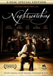 Nightwatching DVD cover art