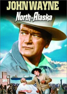 North to Alaska DVD cover art