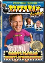 Rifftrax: Shorts-Tacular Shorts-Stravaganza DVD cover art