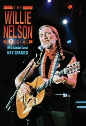 Willie Nelson Special with Special Guest Ray Charles DVD cover art
