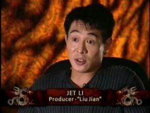 Jet Li talks Kiss of the Dragon