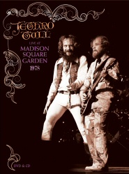 Jethro Tull: Live at Madison Square Garden 1978 cover art