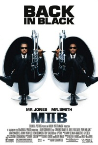 Men in Black 2 movie poster