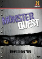 MonsterQuest: Movie Monsters DVD cover art