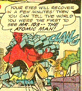 Mr. 103: The Atomic Man