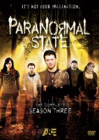 Paranormal State: The Complete Season Three DVD cover art