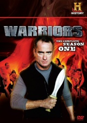 Warriors: The Complete Season One DVD cover art