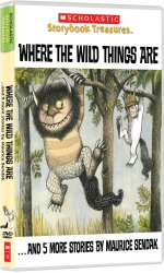 Where the Wild Things Are DVD cover art