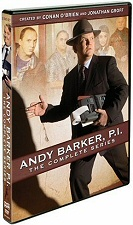 Andy Barker P.I.: The Complete Series DVD cover art